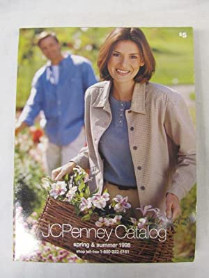 J C Penney Spring and Summer Catalog 1998: J C Penney