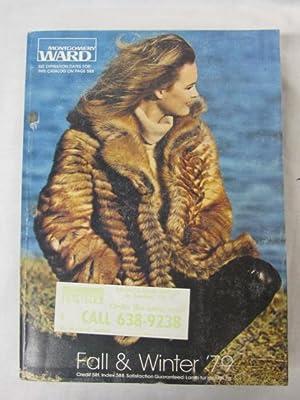 1979 Montgomery Ward Fall/Winter Catalog 1979: Montgomery Ward