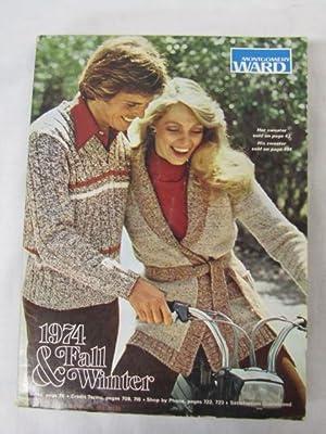 1974 Montgomery Ward Fall/Winter Catalog 1974: Montgomery Ward