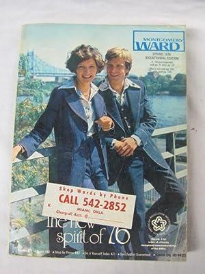 1976 Montgomery Ward Spring/Summer Catalog 1976: Montgomery Ward