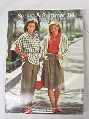 1984 Montgomery Ward Spring/Summer Catalog 1984: Montgomery Ward