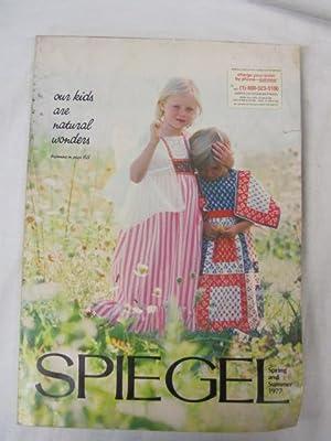 Spiegel Spring/Summer Catalog 1977: Spiegel Inc
