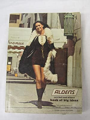 Aldens Fall/Winter Catalog 1971: Aldens,Inc