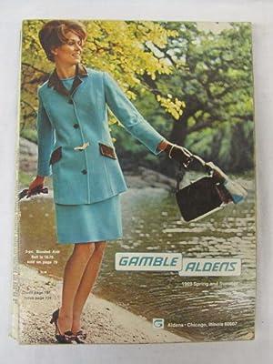 Aldens Spring/Summer Catalog 1969: Aldens,Inc