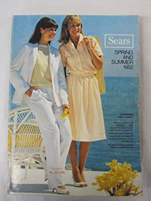 Sears Catalog Spring/Summer 1982: Sears Roebuck