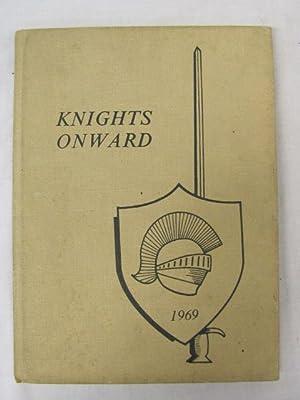 The Knights Onward 1969 Mount Pleasant Junior High School Yearbook: Mount Pleasant High School