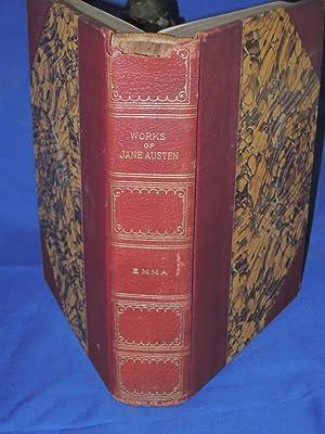Works of Jane Austen Emma (illustrated): Austen, Jane