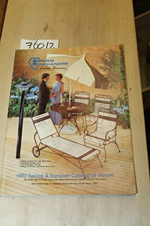 Catalog July 4,1982 Service Merchandise Spring and Summer: Service Merchandise