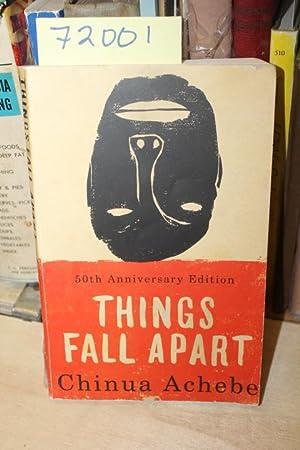 things fall apart by chinua achebe abebooks things fall apart achebe chinua