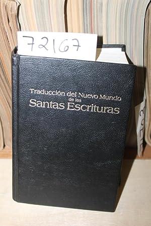 Traduccion del Nuevo Mundo de las Santas: Traduccion del Nuevo
