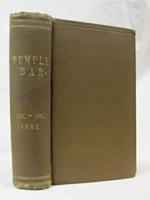 "Temple Bar with which is incorporated "" Bentley's Miscellany"" with Biography of Jane..."
