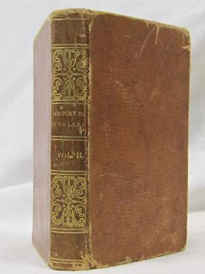 Hume and Smollett's History of England abridged and Continued to the Accession of George IV ...
