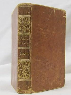 Hume and Smollett's History of England abridged: Robinson, John
