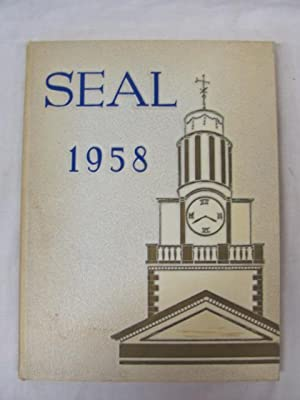 Seal State Teachers College 1958 Yearbook: State Teachers College