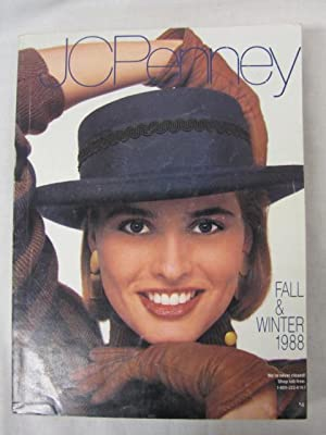 J C Penney Fall and Winter Catalog 1988: J C Penney