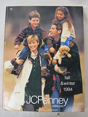 J C Penney Fall and Winter Catalog 1994: J C Penney
