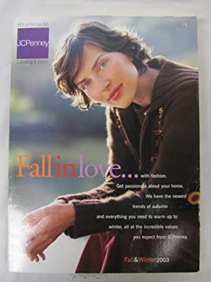 J C Penney Fall and Winter Catalog: J C Penney