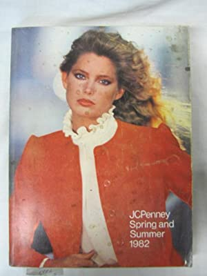 J C Penney Spring and Summer Catalog 1982: J C Penney