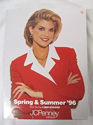 J C Penney Spring and Summer Catalog 1996: J C Penney