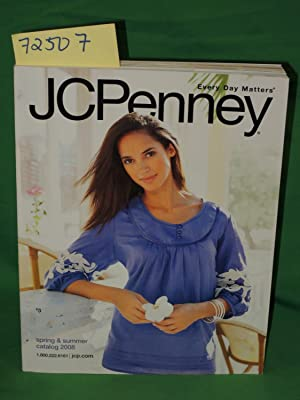 J C Penney Spring and Summer Catalog: J C Penney
