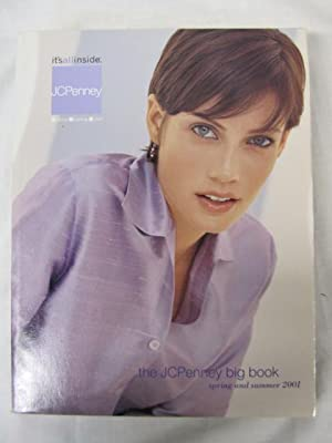 J C Penney Spring and Summer Catalog 2001: J C Penney