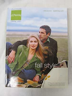 J C Penney Fall and Winter Catalog 2005: J C Penney