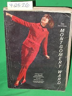 1965 Montgomery Ward Fall and Winter Catalog 1965: Montgomery Ward