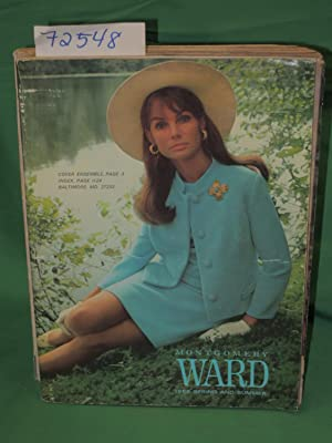 1968 Montgomery Ward Spring and Summer Catalog: Montgomery Ward