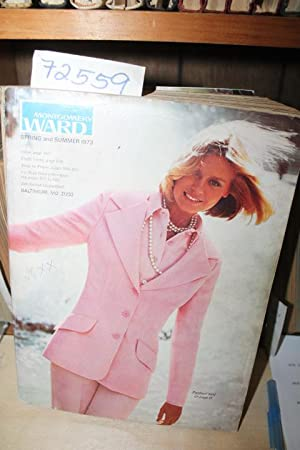 1973 Montgomery Ward Spring and Summer Catalog 1973: Montgomery Ward