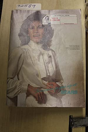Sears Fall and Winter Annual Catalog 1985: Sears Roebuck