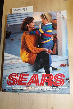 Sears Fall and Winter Annual Catalog 1991-1992: Sears Roebuck