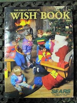 Sears Roebuck WishBook 1992 Christmas Catalog: Sears Roebuck