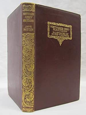 Northanger Abbey and Persuasion 1930 leather: Austen, Jane