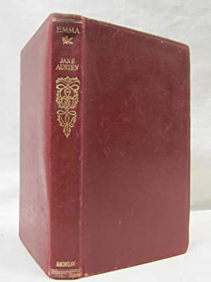 Emma 1942 leather: Austen, Jane HUGH THOMSON