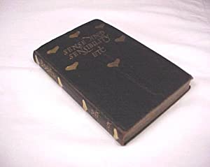 Sense and Sensibility: Emma & Persuasion leather: Austen, Jane