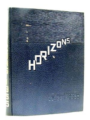 Horizons Air War College 1955: Air university