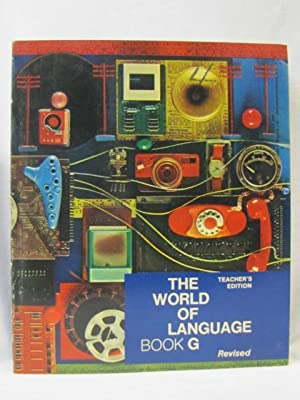 Revised Teacher's Editon of The World of Language Book G: Merryman, Donald