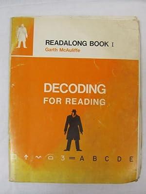 Decoding for Reading Readalong Book 1: McAuliffe, Garth