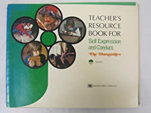 1975 Teacher's Resource Book for Self Expression and Conduct The Humanities: Brandwein, Paul F...
