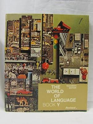 Book Y The World of Language Teacher's Edition: Crews, Ruthellen