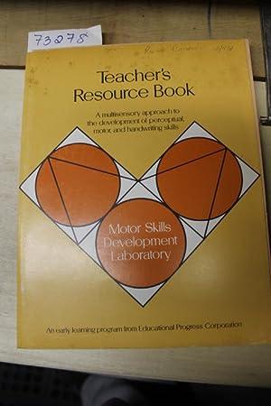 Motor Skills Development LAboratory Teacher's Resource Book: Ashcraft, Ruth
