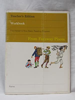 Teacher's Edition Workbook for From Faraway Places: Wilson, Phyllis