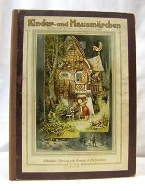 Kinder und Hausmarchen (Children's and Household Tales) 2 Teil 5 Auflage: Grimm, Bruder ; ...