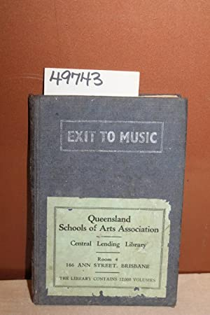 Exit to Music and other stories: Morland, Nigel