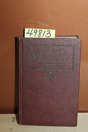 Baldwin's Dollar Law Dictionary. vade-mecum a concise dictionary of law, collection of legal ...