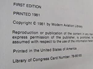Modern Aviation Library Volume Twenty Three Book Number 223: Taylor, Alan C., Dwiggins, Don, and ...
