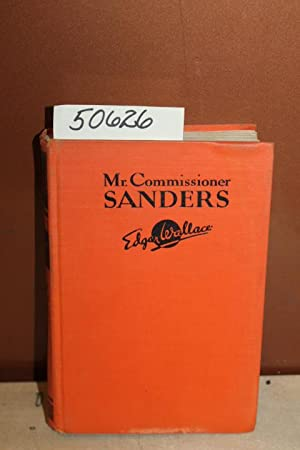Mr. Commissioner Sanders: Wallace, Edgar