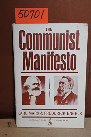 Manifesto of the Communist Party: Marx, Karl and