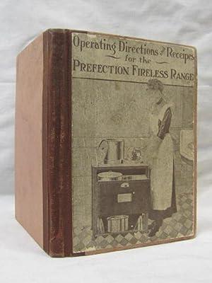 Perfection Fireless Cook book: JOHNSON SLOCUM