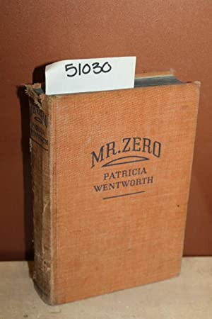 Mr. Zero: Wentworth, Patricia